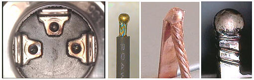 Micro TIG applications, misc.